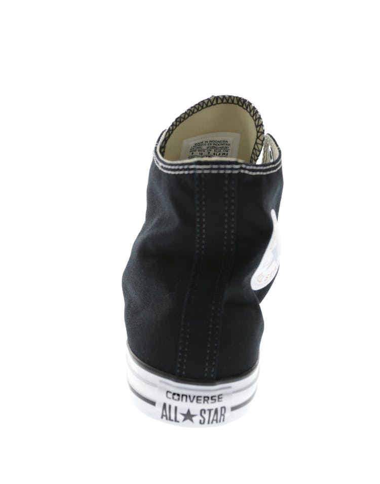 Chuck Taylor All Star HI Black/white