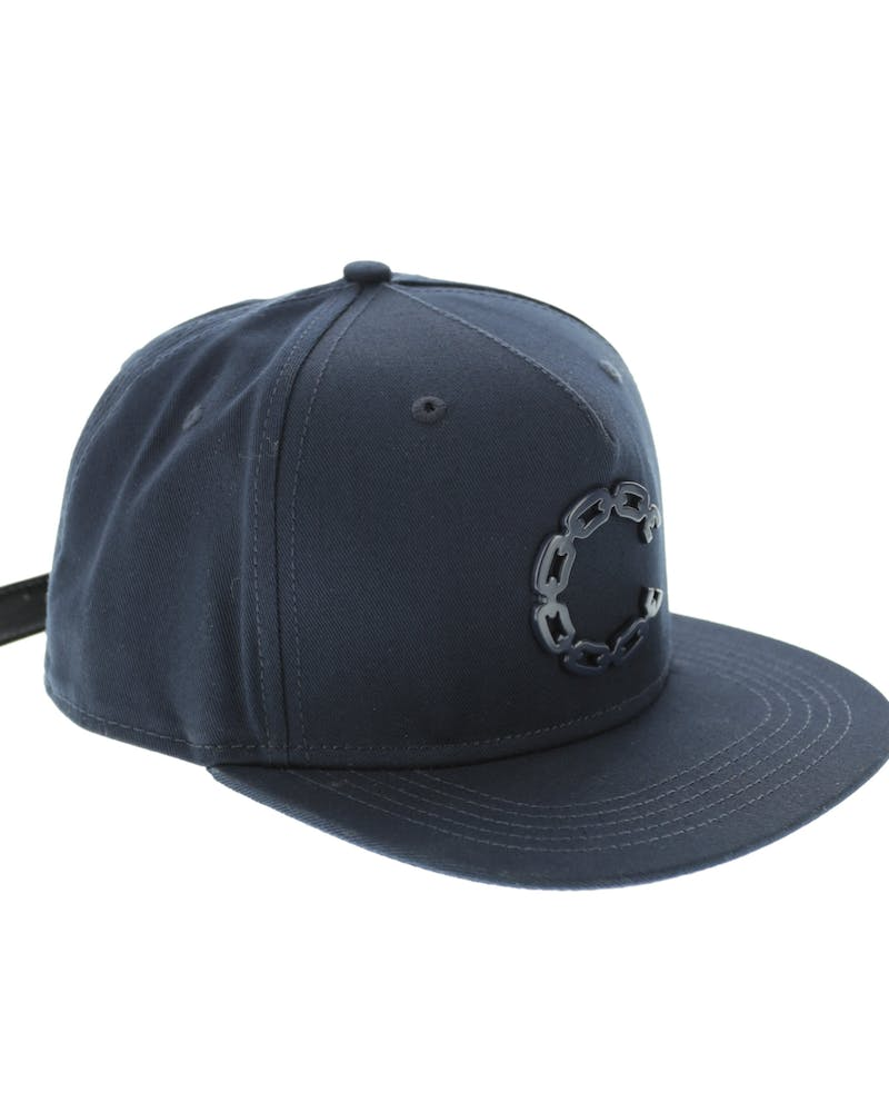 Thuxury Chain C Strapback Navy