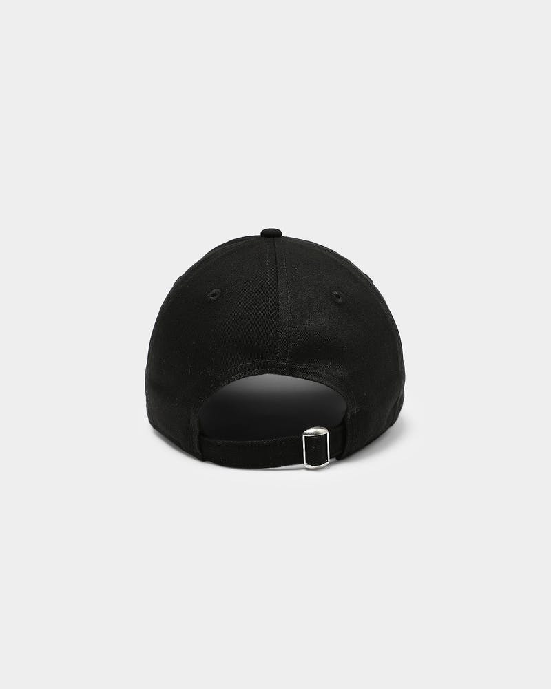 New Era Dodgers 9FORTY Strapback Black/White