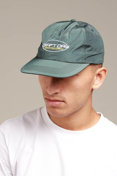 Draft Day Disaster Crew Strapback Green