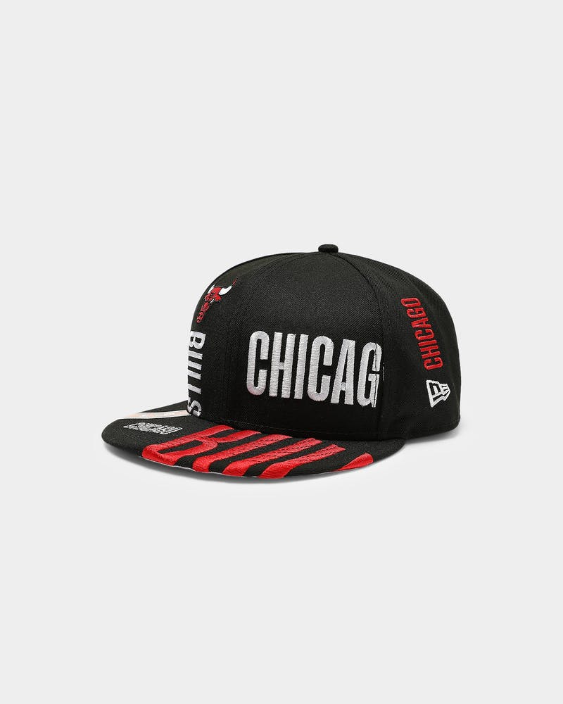 New Era Chicago Bulls 59FIFTY 19 Tip Off Black