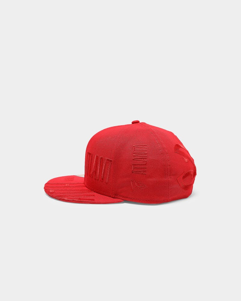 New Era Atlanta Hawks 9FIFTY '19 Snapback Red