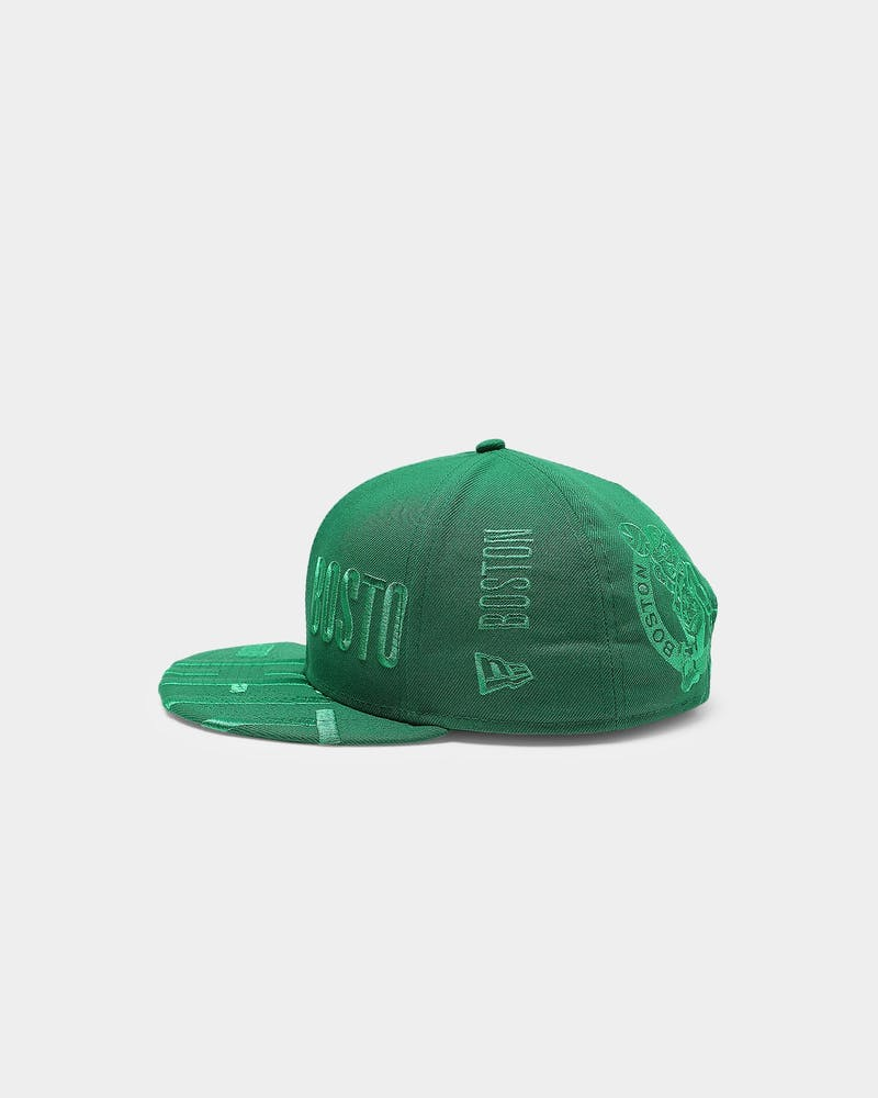 New Era Boston Celtics 9FIFTY '19 Snapback Green