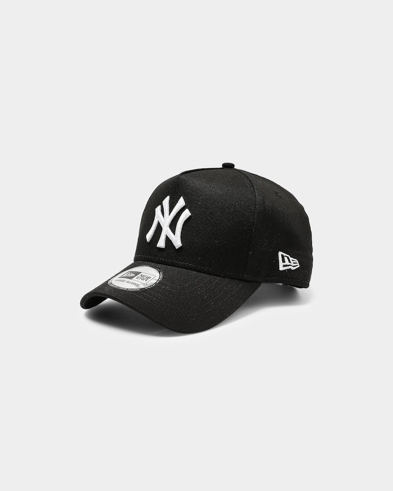 New Era New York Yankees 9FORTY K-Frame XL Snapback Black/White