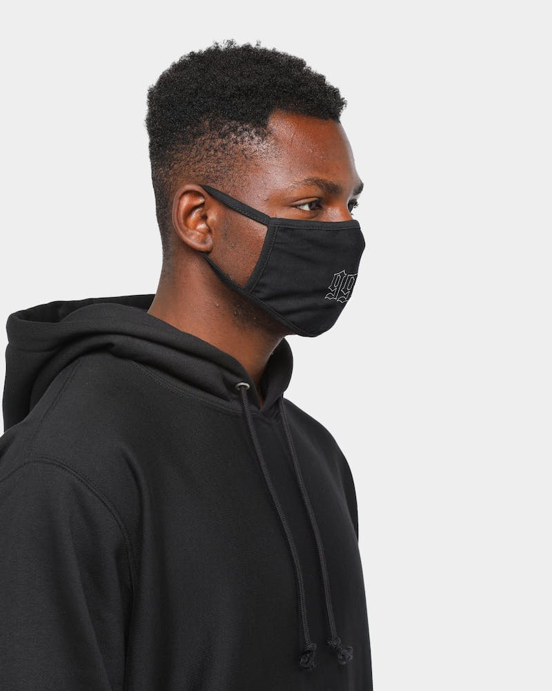 Goat Crew Men's 999 Face Mask Black