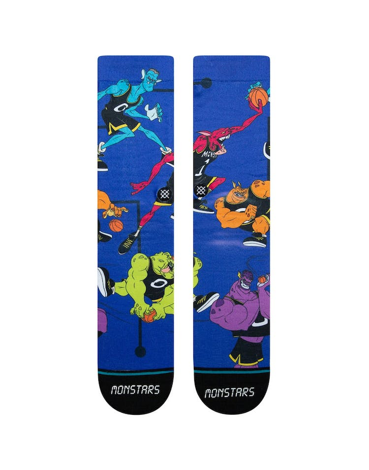 Stance Monstars Multi-Coloured