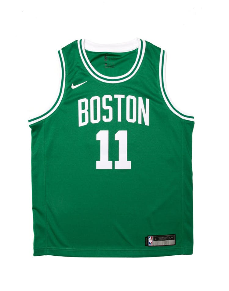 various colors e92be 83dd8 Kyrie Irving #11 Nike Icon Edition Youth Swingman Jersey Green