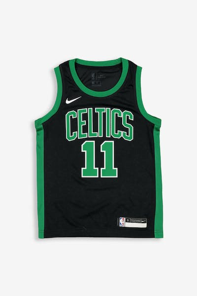 Nike Kids Boston Celtics Kyrie Irving #11 Icon Swingman NBA Jersey Black