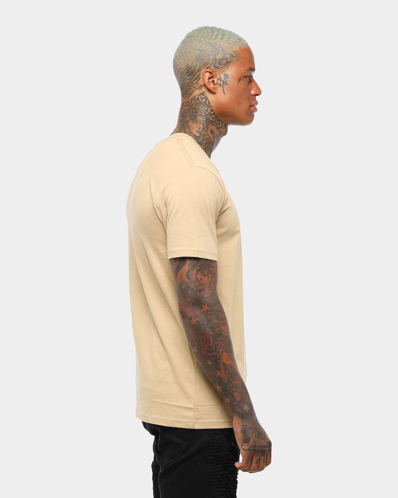AS Colour AS Colour Plain Staple T Tan