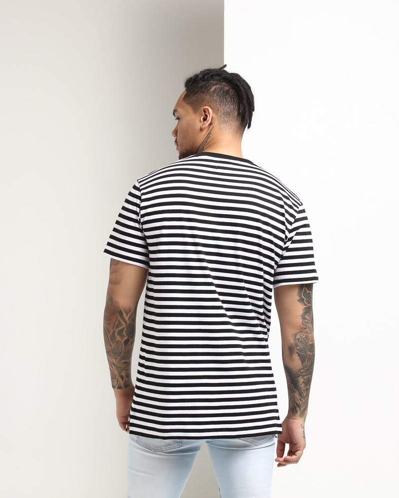 Well Made Maradona YDS Tee Black/white