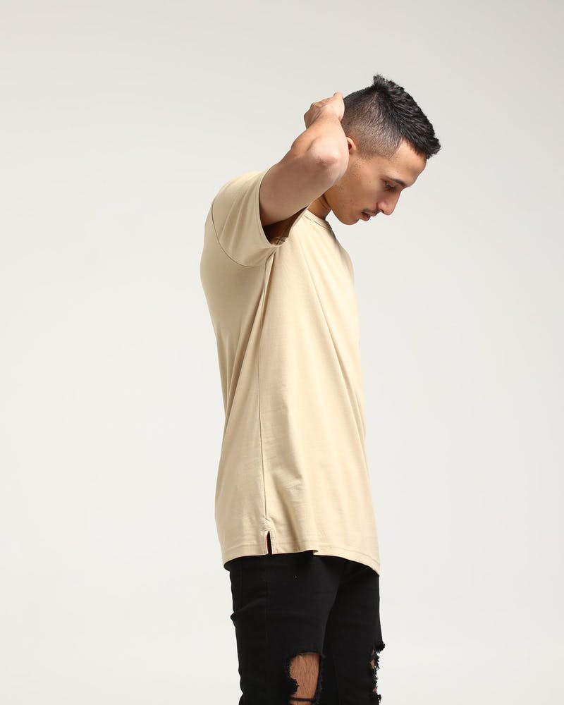 Well Made MJ Basic Tee Bone