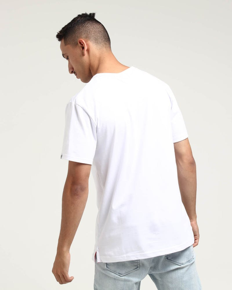 Well Made MJ Basic Tee White