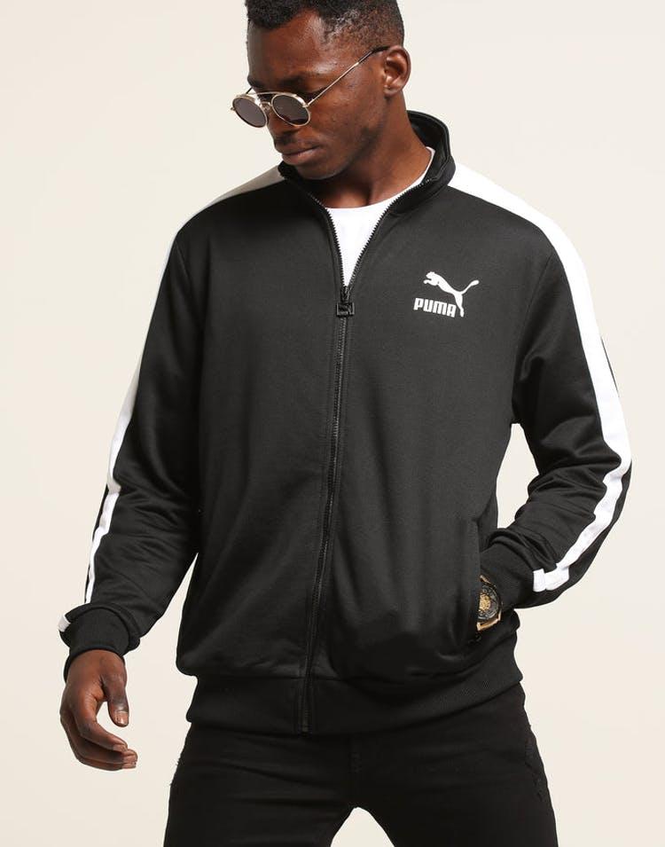ff004d6b6 Puma Archive T7 Track Jacket Black – Culture Kings NZ