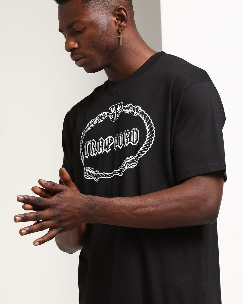Traplord Tour Tee Black