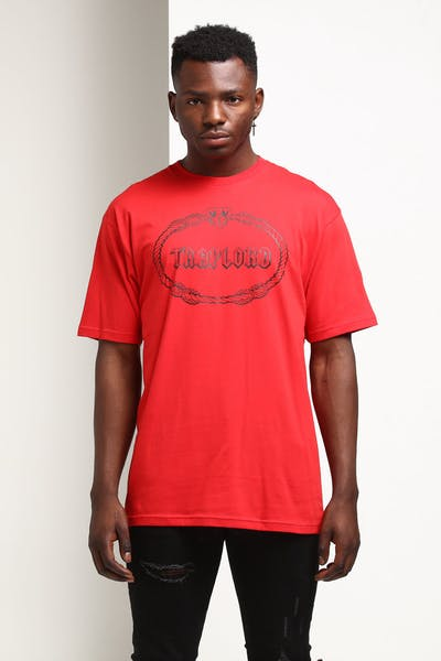 Traplord Tour Tee Red