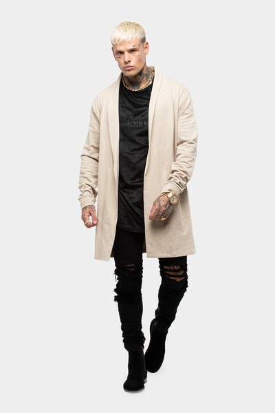 Coffin Party Longline Cardi