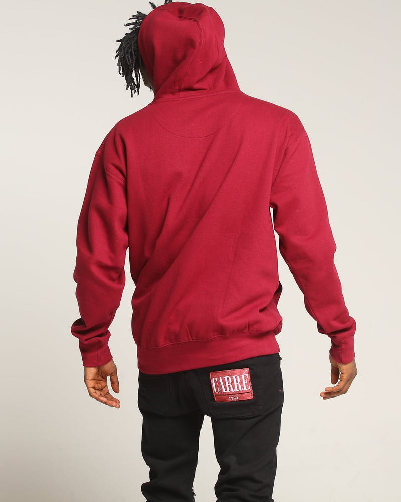 Los Angeles RadYo! Problem Child Hoodie Burgundy