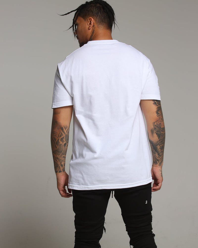 Diamond Supply Brilliant Tee White