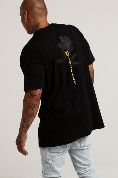 District Goods Thorn Tee Black