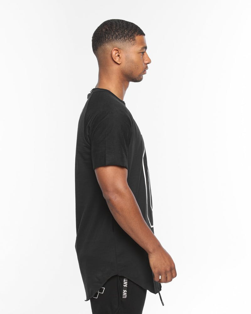 The Anti-Order Non-Primary Regulation Tee Black