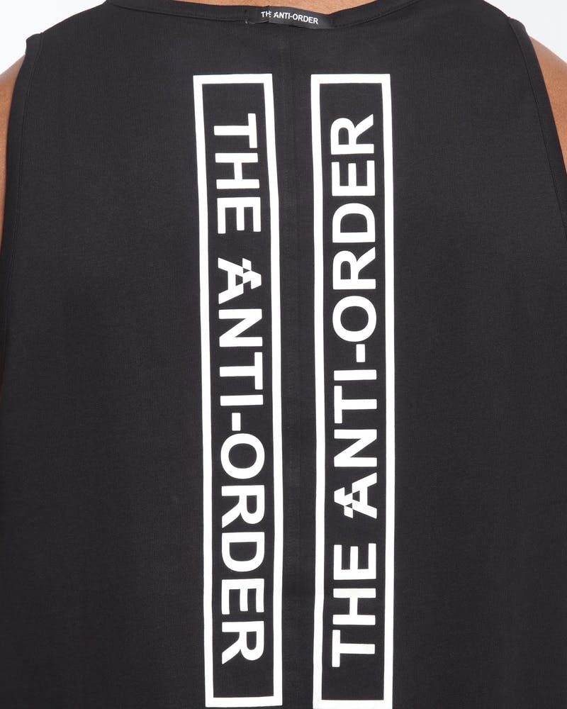 The Anti-Order Non-Primary Singlet Black