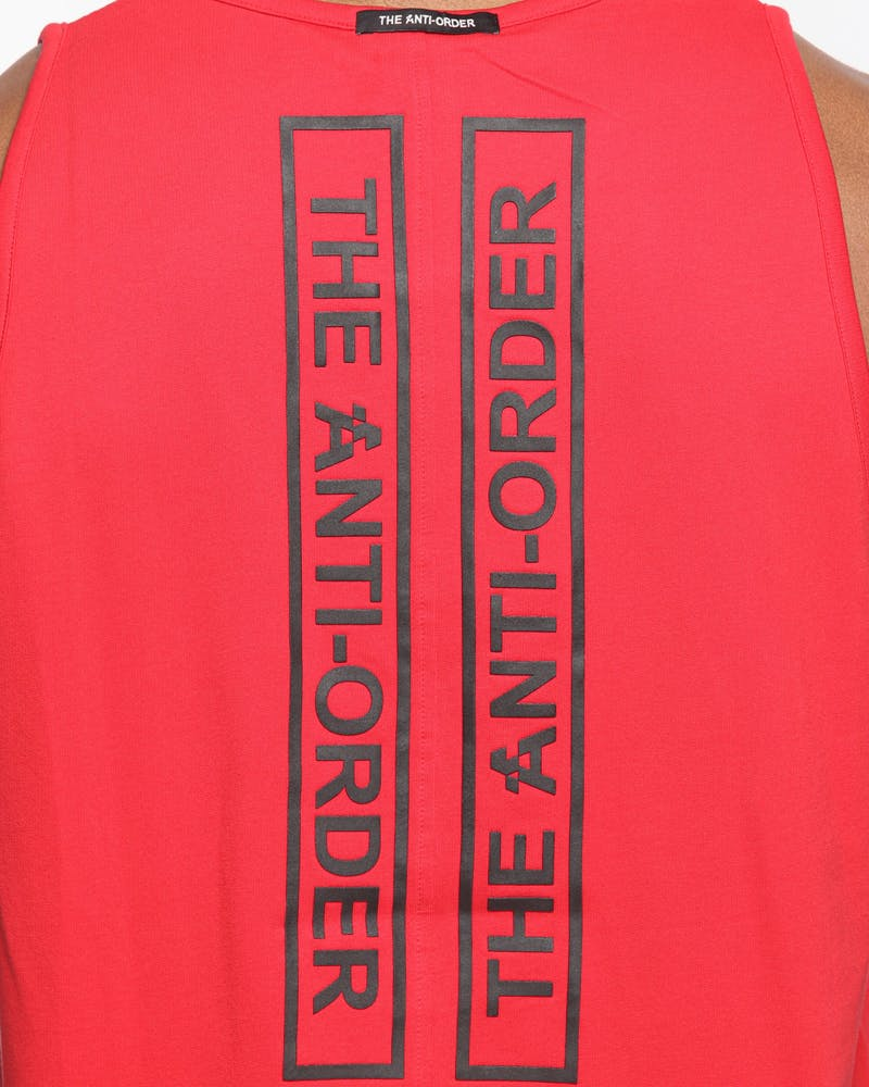 The Anti-Order Non-Primary Singlet Red
