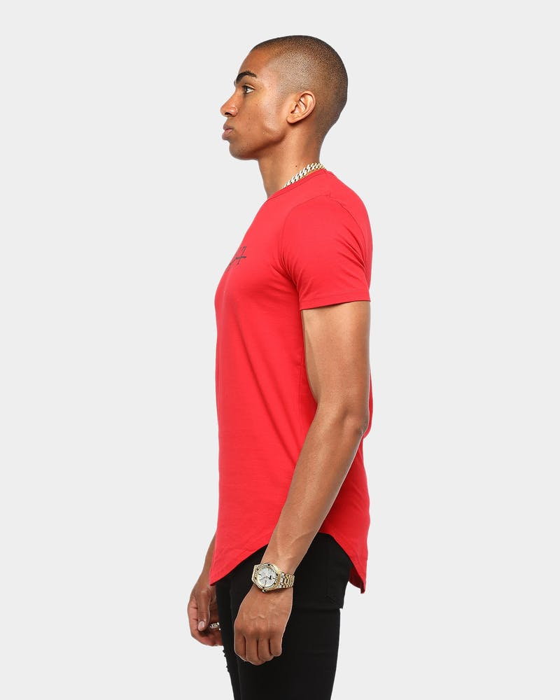 Saint Morta Strikeout El Duplo SS Tee Red/White