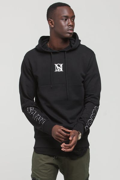 Saint Morta Justice New Age Hoody V2 Black/White