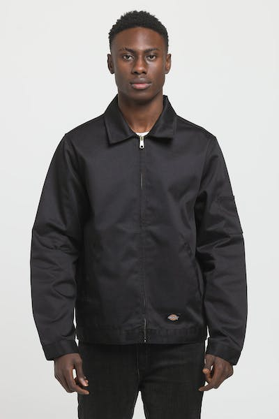 Dickies Eisenhower Unlined Jacket Black