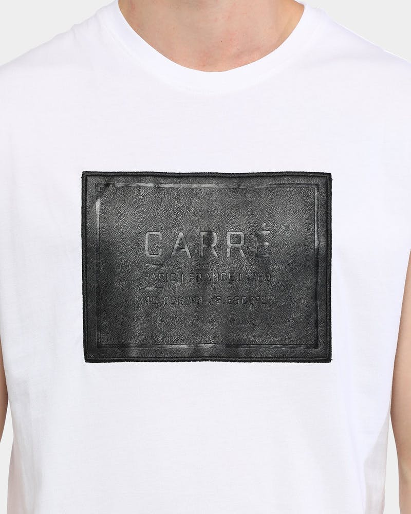 Carré Foundation Muscle White