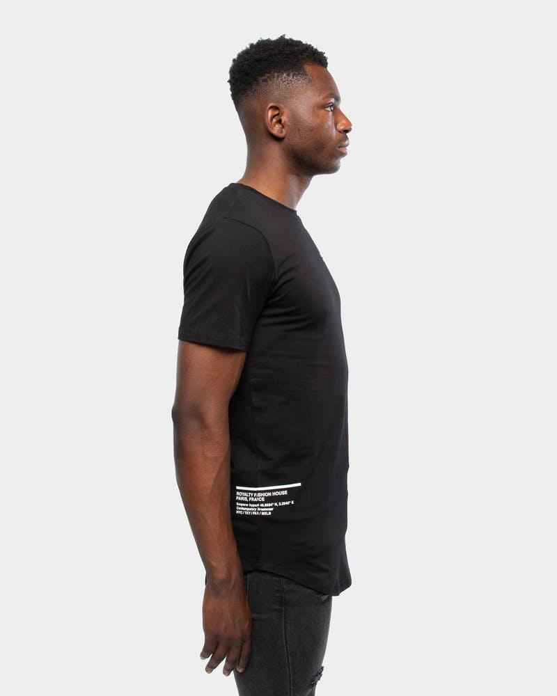 Emperor Apparel Inflation T-Shirt Black