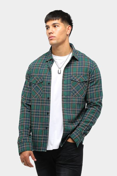 Tepee Flannel Shirt