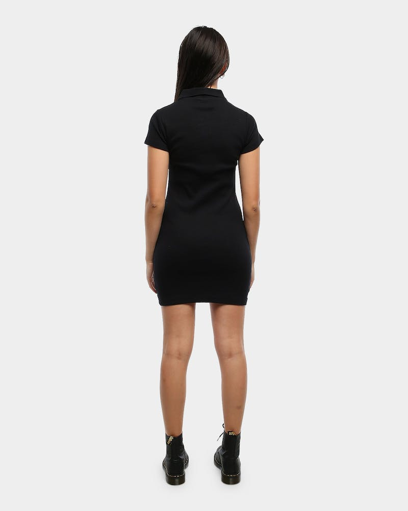 Stussy Women's Monterey Rib Dress Black