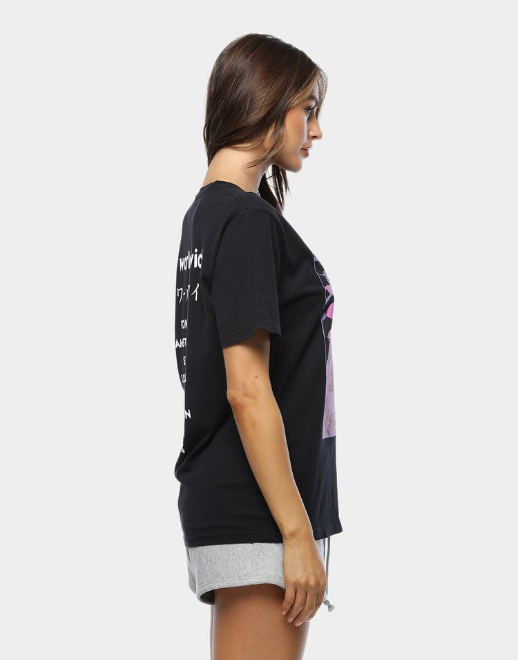 Obey Women's Loveless Tee Black