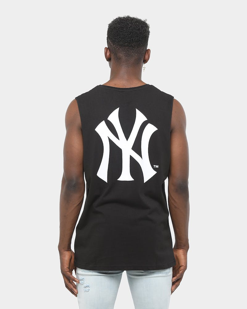 Majestic Athletic New York Yankees Yisser Muscle Tee Black