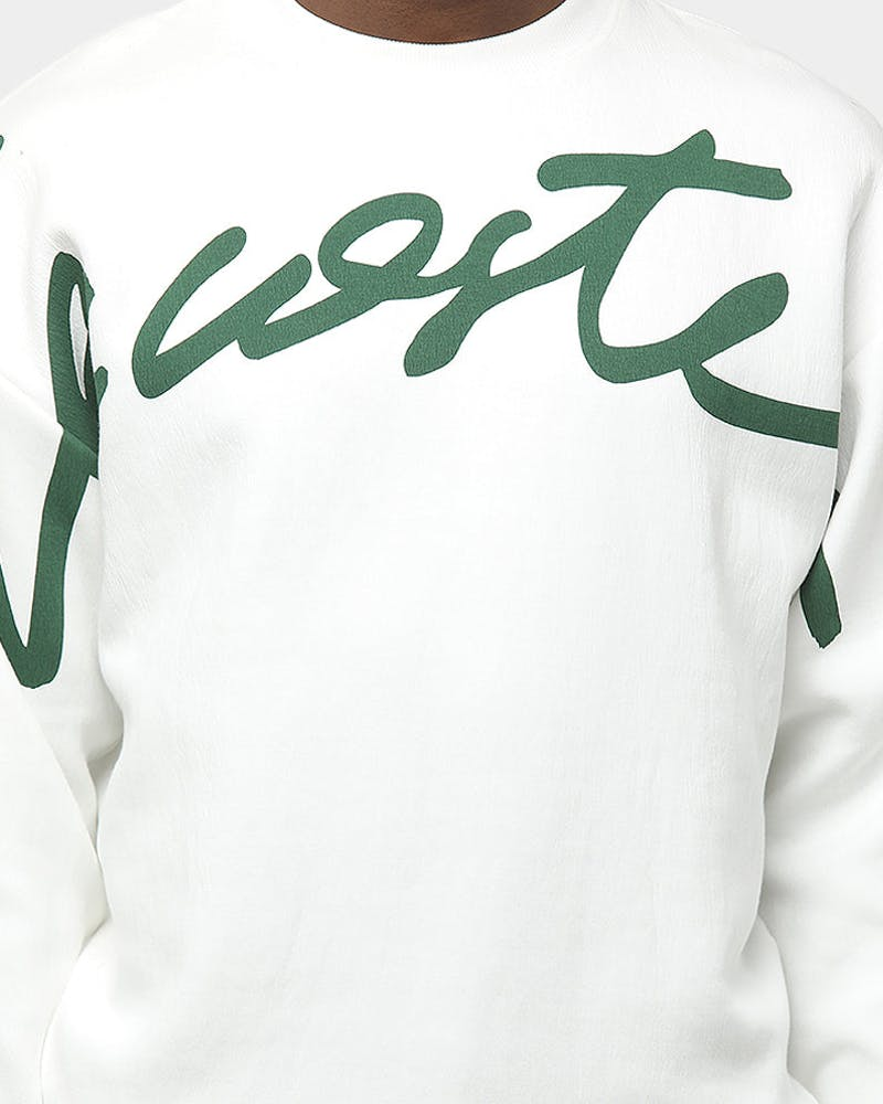 Lacoste L!ve Signature Unisex Sweat Flour