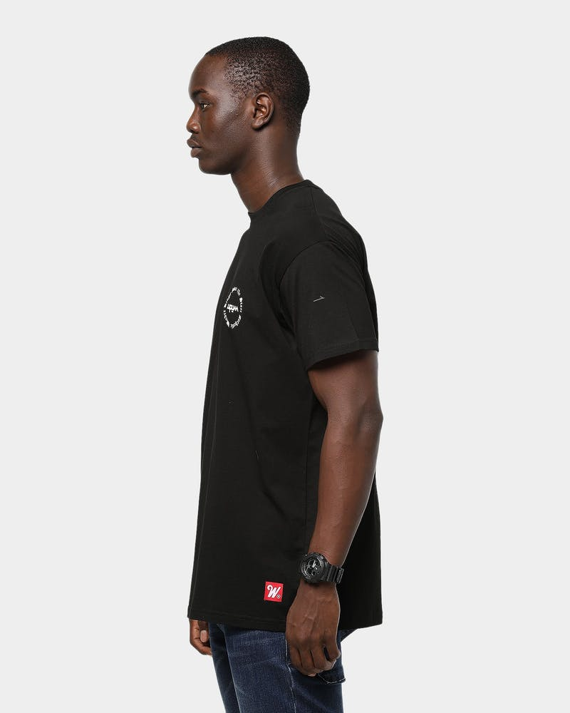 Wndrr Barb Custom Fit Tee Black