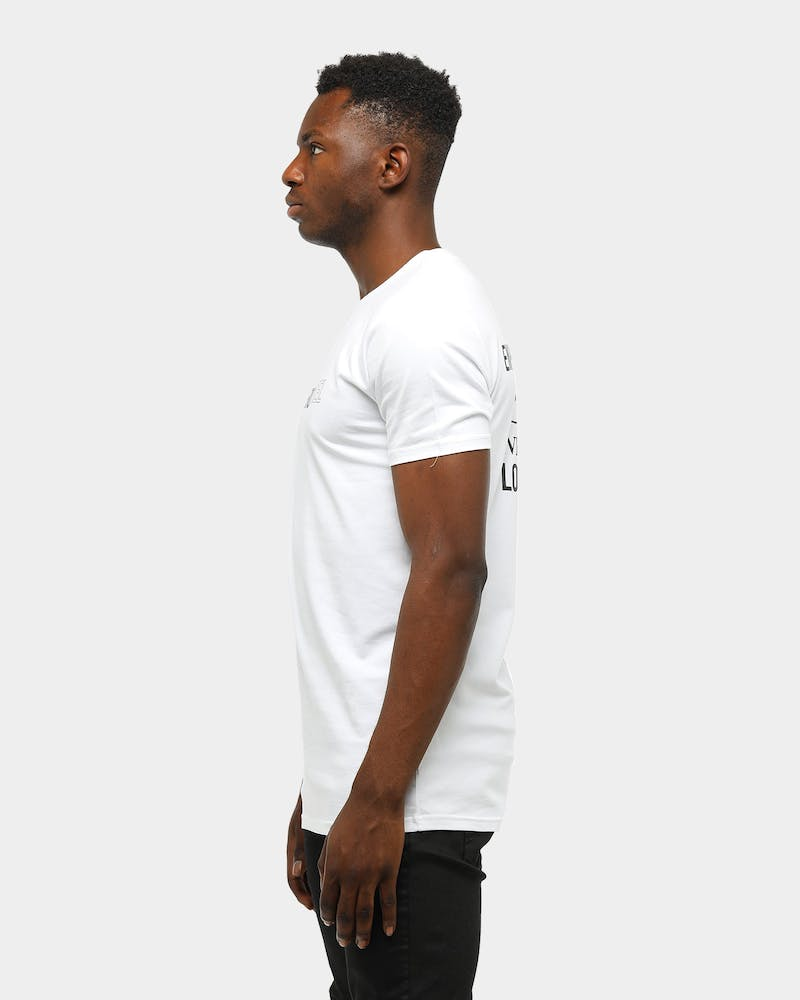 EMPEROR APPAREL WORLDWIDE T-SHIRT WHITE