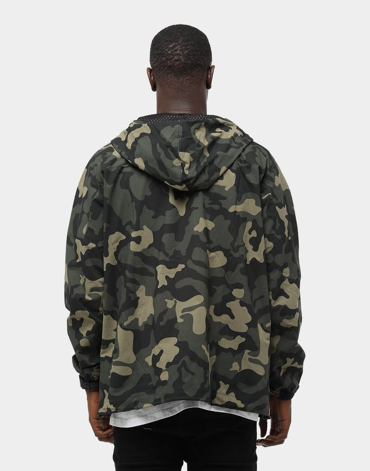Thing Thing Men's Bank Jacket Night Camo