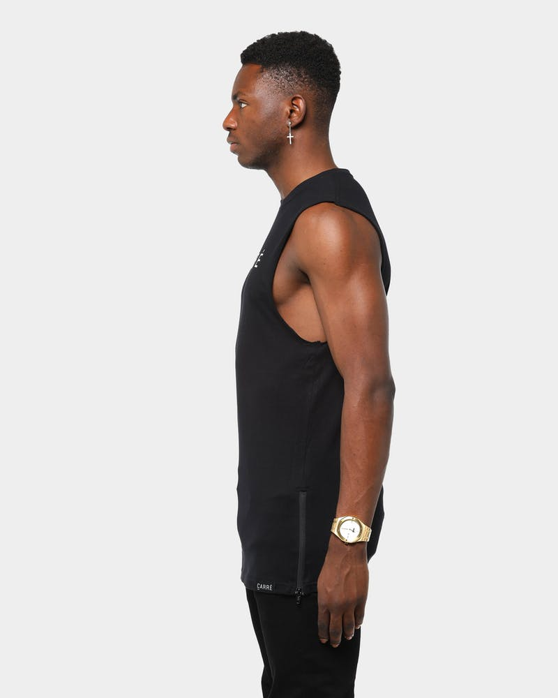 Carré Dominant Capone Muscle Tee Black