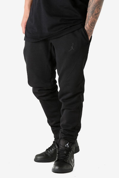 Jordan Wings Fleece Pants Black/Black