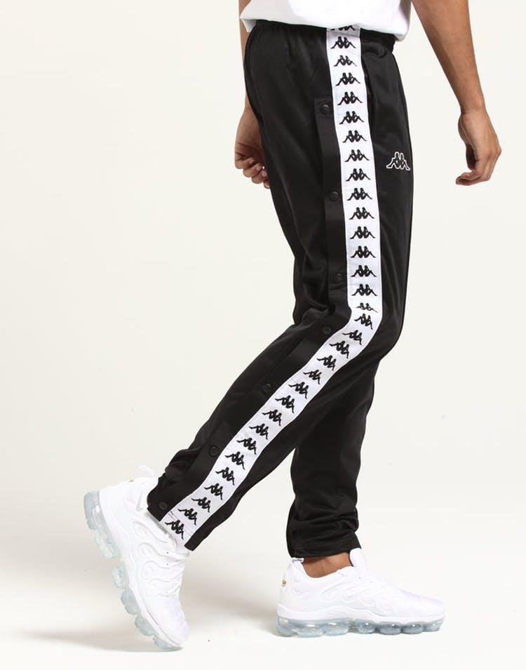 d46092e3 Kappa 222 Banda Astoria Slim Pant Black – Culture Kings NZ