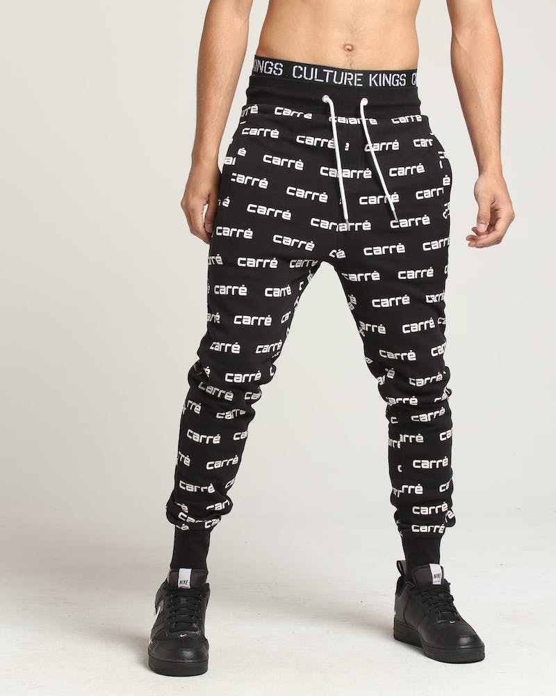 Carré Vieira Trackpants Black