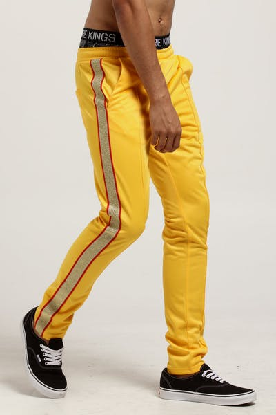 Serenede Pure Saint Track Pant Gold