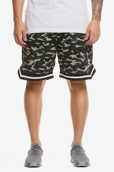 Saint Morta Mesh Basketball Short Camo