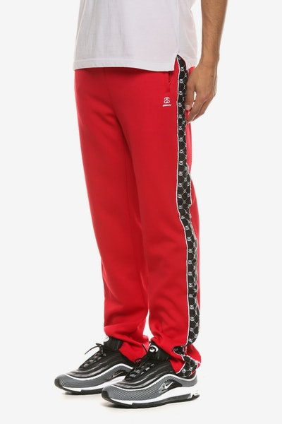 Stussy Gwen Tricot Trackpant Red