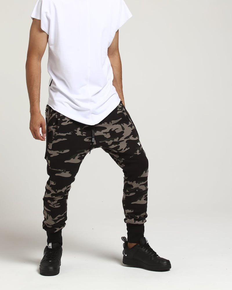 The Anti-Order Elite Guard Jogger Camo/Black