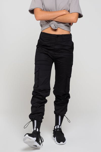 The Anti Order A100 Cargo Pant Black
