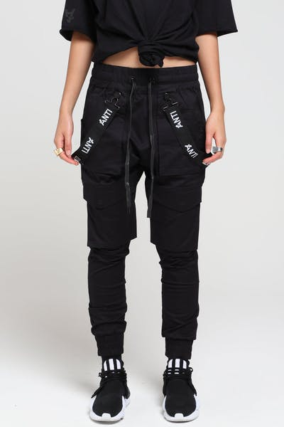 The Anti-Order Special Forces Jogger Black
