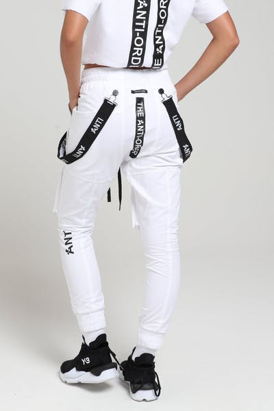The Anti-Order Special Forces Jogger White